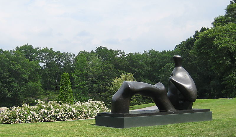 New York Botanical Garden Henry Moore 032