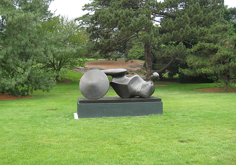 New York Botanical Garden Henry Moore 001