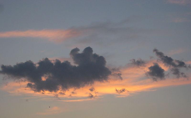 Compo Beach, sky 023